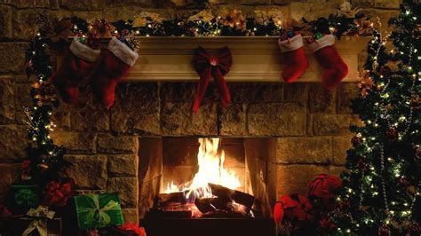 free fireplace christmas photos fireplace with crackling sounds 6 hours