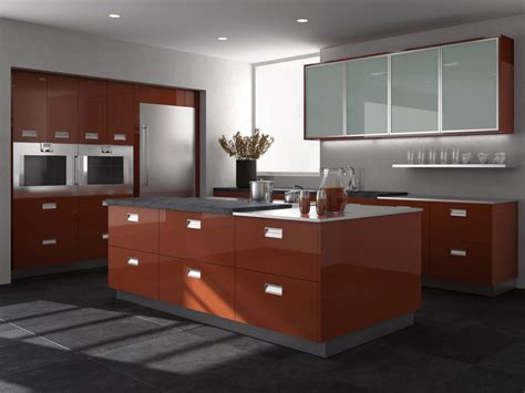 cleaning high gloss kitchen cabinets lines clean black tone kitchen ultra modern images high