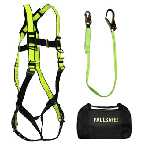 Safety Harnes Doble Big Hook sts fall safe compliance safety harness kit with