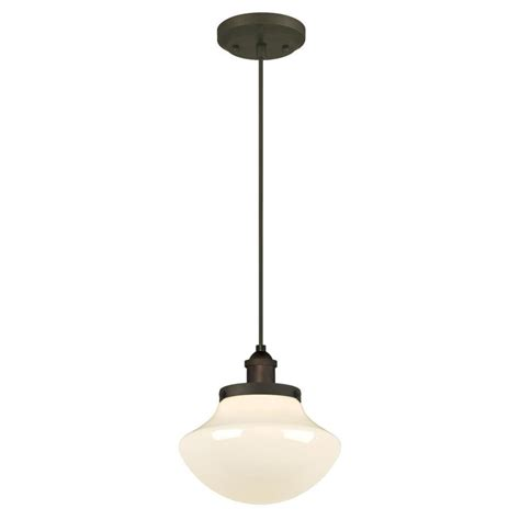 Adjustable Mini Pendant Lights Westinghouse 1 Light Rubbed Bronze Adjustable Mini Pendant 6102400 The Home Depot