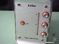 Edifier E3100 Hitam Orange Light edifier e3100 2 1 speaker system review ninjalane