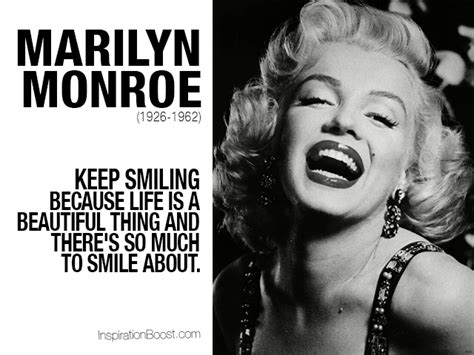 marilyn quote motivational quotes by marilyn quotesgram