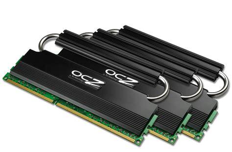 Ram Ocz next low voltage ddr3 memory kits announced by ocz technology