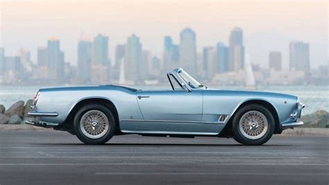 how the 1960 maserati 3500 gt spyder vignale was born