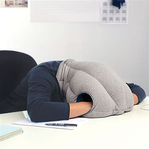 the power nap pillow hammacher schlemmer