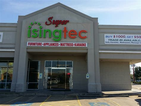 Furniture Stores Houston by Isingtec Furniture Stores Chinatown Houston Tx