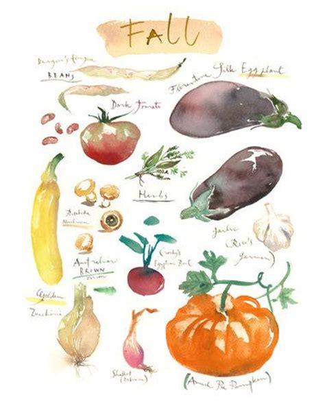 fall vegetables fall vegetables vegetables and four seasons art on pinterest
