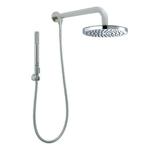 bossini soffioni doccia bossini braccio doccia girevole tondo con soffione da 20