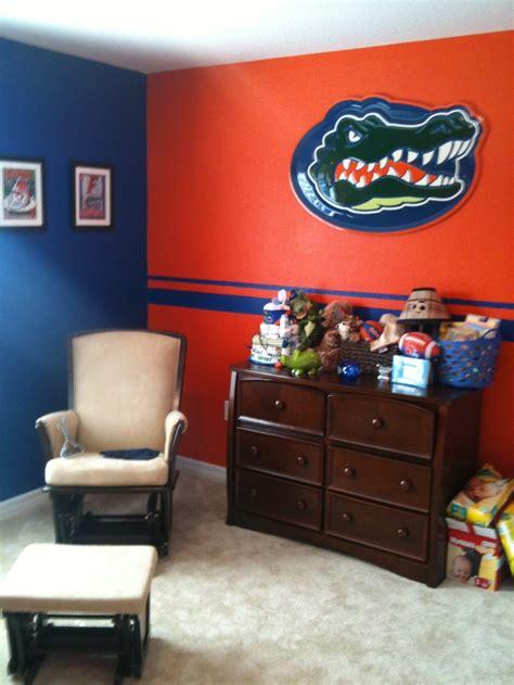 florida gators bedroom decor 8 best images about gator room on pinterest grey walls