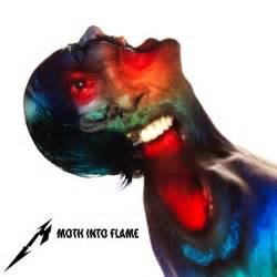 Purple Halo Lights Metallica Nouveau Clip Moth Into Flame Actus M 233 Tal Et