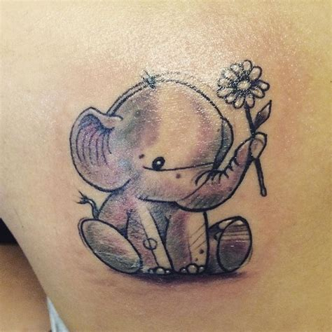 cute elephant tattoo designs 37 mind boggling elephant designs