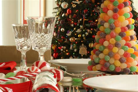 themes christmas 2014 decoration awesome christmas dining room decor ideas