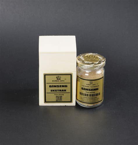 Ekstrak Ginseng ginseng toz ekstrak 50 gr 55 09 tl kdv