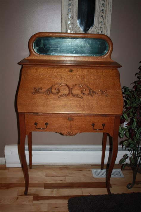 secretary desk for sale ornate secretary desk antique for sale by redeemed