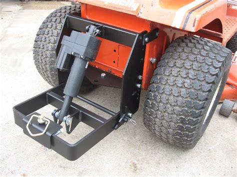 Garden Tractor Sleeve Hitch by Universal Sleeve Hitch