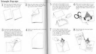 template pop up book your beginner s guide to pop up books and cards