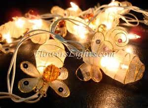 bumble bee string lights lights butterfly string lights dragonfly