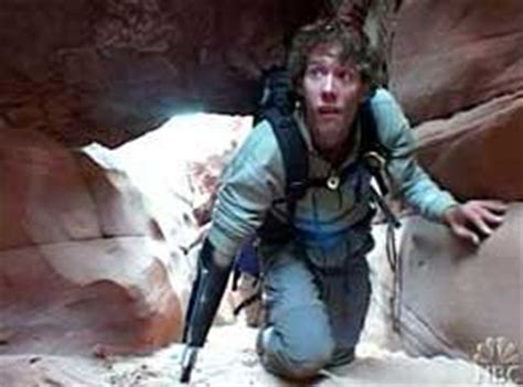 rock climber that cut off his arm onebigswede msnbc desperate days in blue john canyon