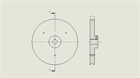 schnitt technische zeichnung gesamtes projekt technische zeichnung wissenstransfer