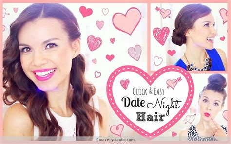 diy hairstyles for date diy hairstyles for dates impress him with these hairstyles
