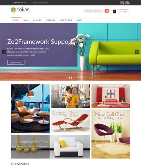 Premium Joomla 3 Templates by Best Premium Ecommerce Joomla 3 X Templates For