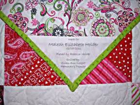 quotes for quilt labels quotesgram