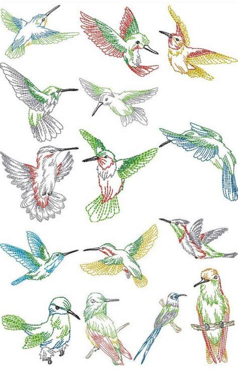 pinterest pattern embroidery hummingbird hand embroidery patterns free humming bird