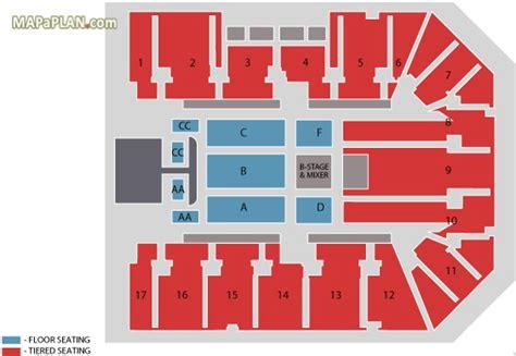 Nec Floor Plan by Birmingham Genting Arena Nec Lg Arena Miley Cyrus With