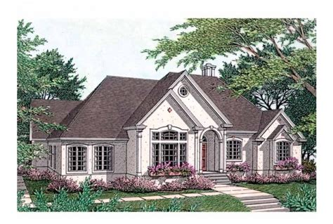 french cottage house plans eplans new american house plan luxurious french country