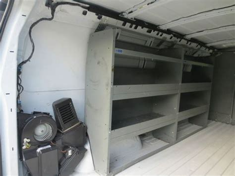 Diesel Shelf by Sell Used 2007 Chevy Express G3500 Extended Diesel