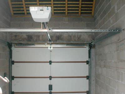 Automatisation Porte Garage by Automatisation Porte De Garage Portail Electrique Garage