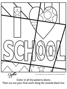 pattern writing for nursery class welcome back to school worksheets printable back to