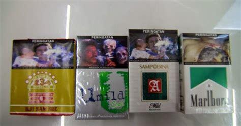 inilah gambar gambar angker yang ada di bungkus rokok mulai hari ini muslimina