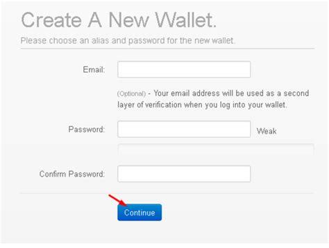 membuat wallet bitcoin tutorial membuat wallet bitcoin di blockchain bitcoin gratis