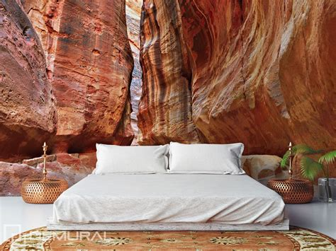 bedroom   canyon bedroom wallpaper mural photo