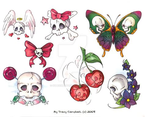 tattoo flash drawings skull flash art 1 by supersibataru on deviantart