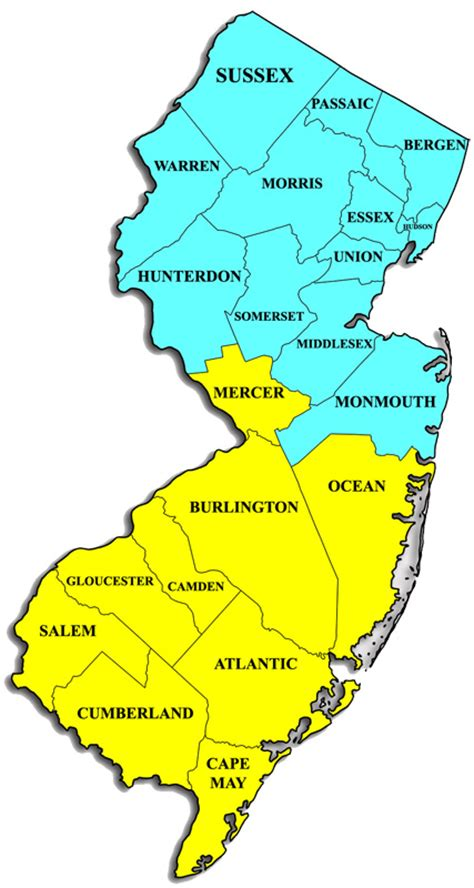 nj counties map allendale nj pictures posters news and on your pursuit hobbies interests and worries