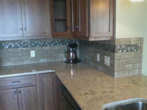compass pointe tile backsplash craftsman kitchen