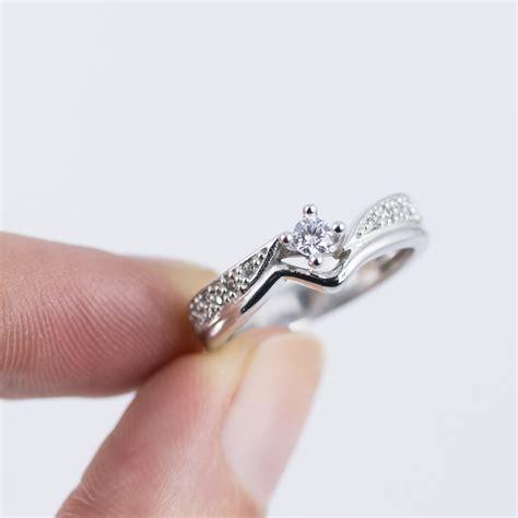 Diamant Verlobungsring by Klenota Verlobungsring Mit Diamanten Verlobungsringe