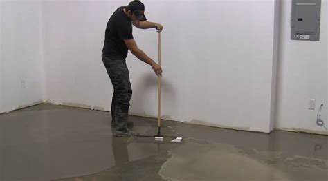 How to use self leveling on large floor areas   YouTube