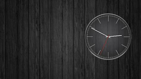 wallpaper bergerak jam digital battery saving analog clocks live wallpaper android apps