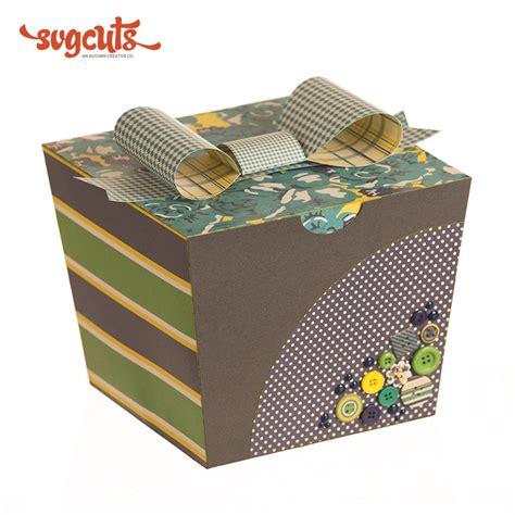 gift boxes svg kit svgcuts