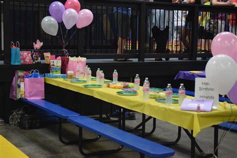 bounce trampoline glow zone birthday party invitation ticket sky