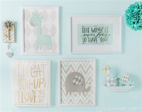 Baby Nursery Hobby Lobby 193 best images about baby shower ideas gifts on