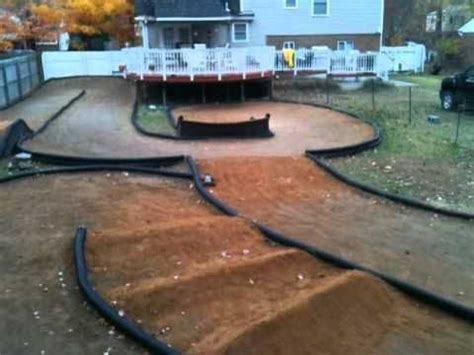 backyard rc track when we buy a house we will
