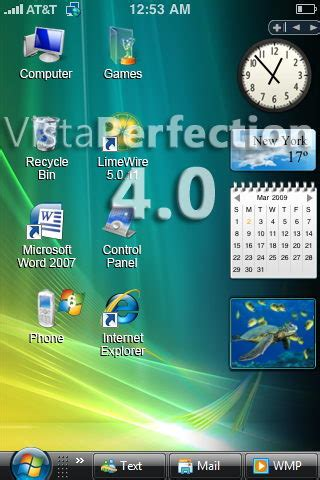 cool themes jailbroken iphone vistaperfection 4 0 theme will make your jailbroken iphone