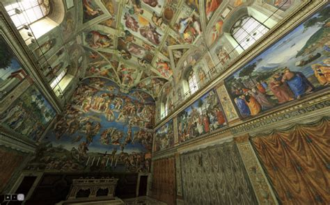Sistine Chapel Ceiling Tour by 12 Amazing Tours Of The World S Most Spectacular