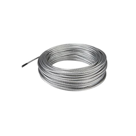 airplane wire cable 3mm x 100 ft aircraft grade wire rope