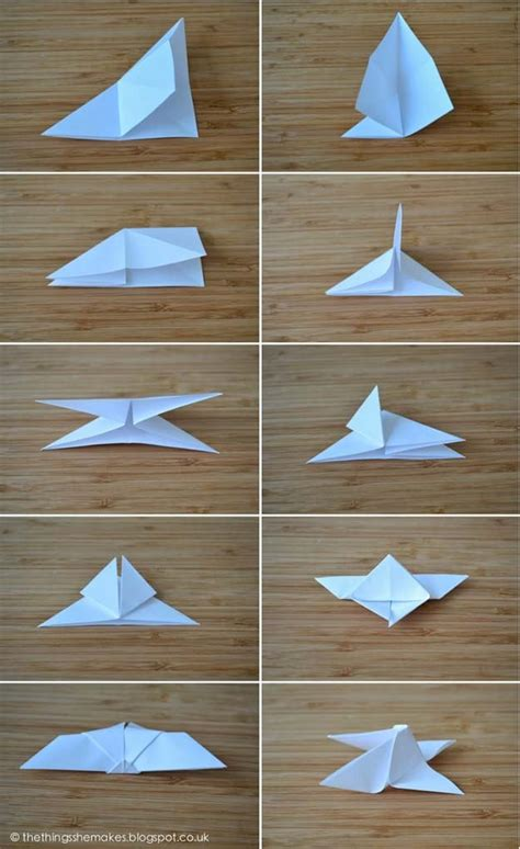 Origami Craft Projects - paper craft projects how to make step by step find craft