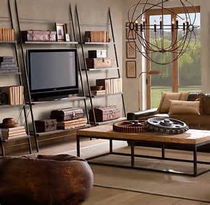 eclectic furniture restoration hardware media eclectic furniture